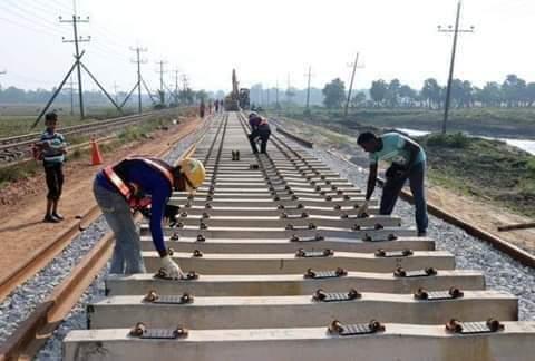 রেলওয়ের মাস্টারপ্লান : ১৮০০ কি.মি. নতুন রেলপথ নির্মাণ : সিঙ্গেল লাইন হবে ডাবল : মিটারগেজ হবে ডুয়েলগেজ