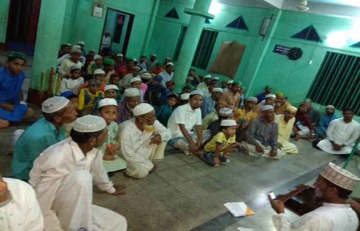 ডাকপাড়া 'ক' শাখার গাউছিয়া কমিটি অনুমোদন