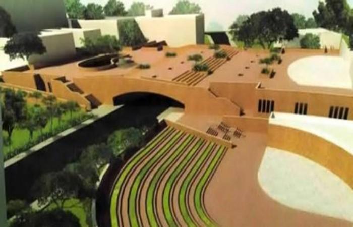 চট্টগ্রাম সাংস্কৃতিক কমপ্লেক্স দৃশ্যমান হবে বর্ষার পর