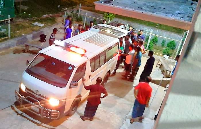 কুবিতে সিএনজির ধাক্কায় শিক্ষার্থী আহত