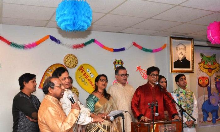 স্টকহোমে বাংলাদেশ দূতাবাসের আয়োজনে বর্ষবরণ